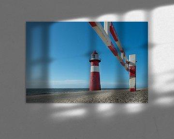 red - white - blue van Aline van Weert
