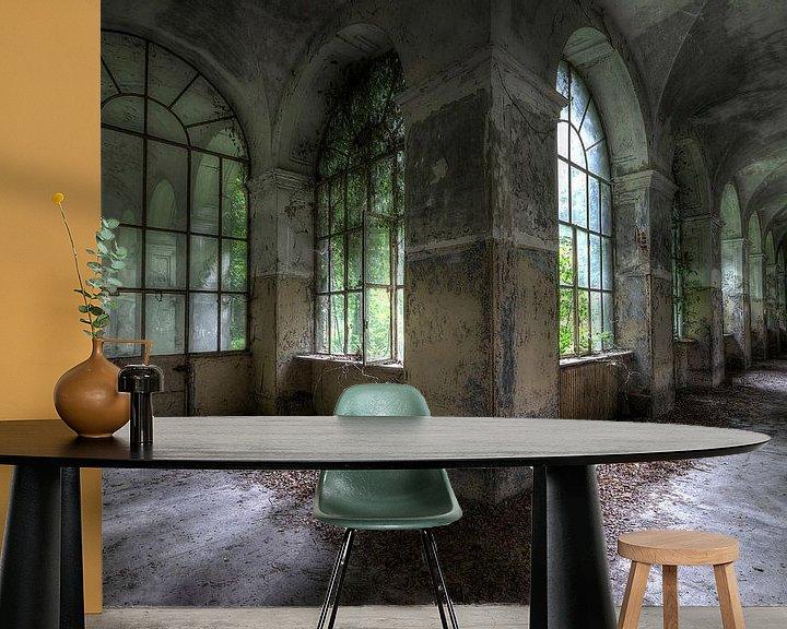 Beispiel fototapete: Hausflur von Preciousdecay by Sandra