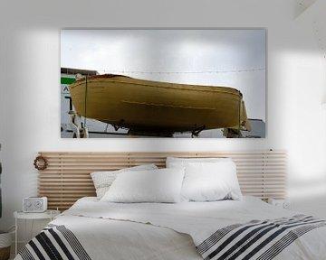 Ss Rotterdam Reddingsboot van Truckpowerr