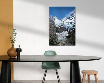 Parc national Los Glaciares sur Ooks Doggenaar