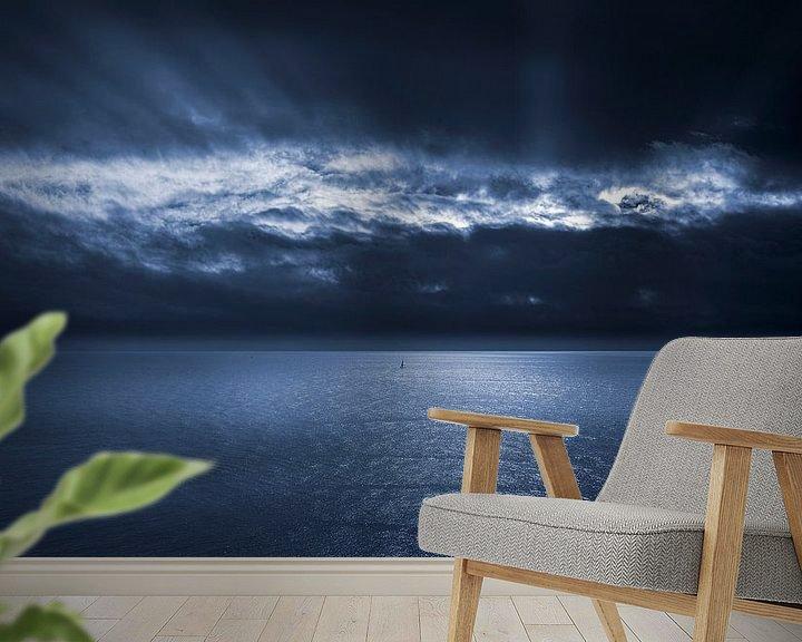 Sfeerimpressie behang: 2747 Sail Away van Adrien Hendrickx
