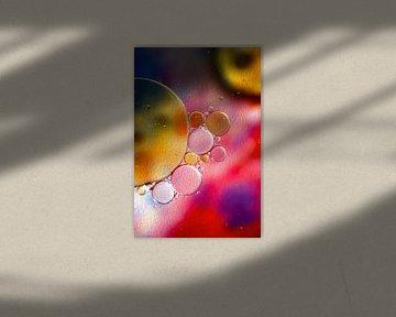 Bubbles Paint van Brian Raggatt