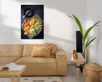 Japanse tempura met groente l Food Fotografie van Lizzy Komen
