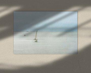 Op de Waddenzee van Greetje van Son