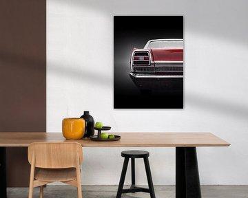 Amerikaanse oldtimer 1969 Torino van Beate Gube