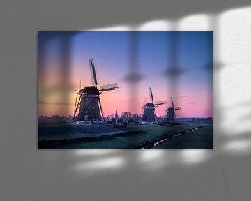 Molendriegang Stompwijk van Richard Nell