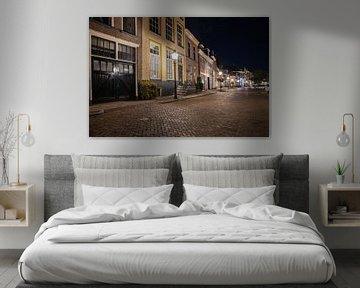 Zwolle die Thorbeckegracht. von Fotografie Thilou van Aken