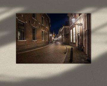 Zwolle die Koestraat von Fotografie Thilou van Aken