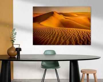Zandduinen van Antwan Janssen