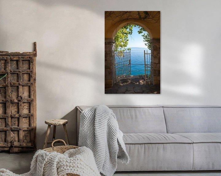 Impression: La porte de la mer sur Susanne Bauernfeind