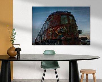 Orient-Express von Stijn Vanelderen