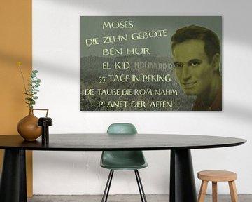Legenden - Charlton Heston