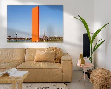 Rijn-Oranje (7-76192) van Franz Walter