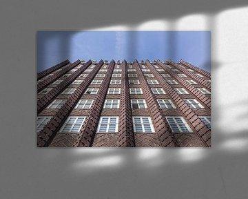 Anzeigerhochhaus, Hannover, Niedersachsen, Deutschland, Europa von Torsten Krüger