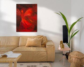 Feuer Engel von Carmen Eisele
