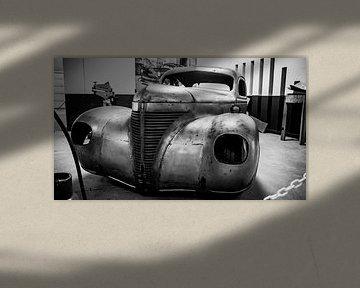 Work in progress Kustom car, Motorama van Customvince   Vincent Arnoldussen