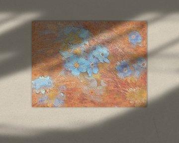 Blütenzart 1111 Vergissmeinnicht von Claudia Gründler