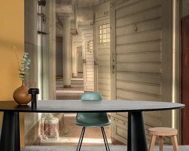 Beispiel fototapete: Verlassene Orte: Türen von Preciousdecay by Sandra