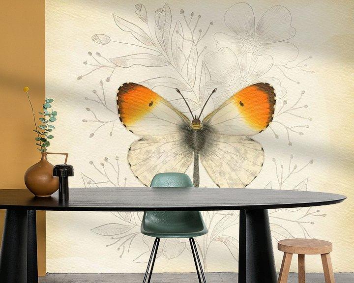 Impression: Pointe orange Vintage sur Teuni's Dreams of Reality