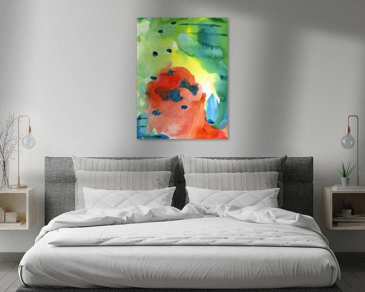 Sfeerimpressie: Watermeloen van Brigitte Bazuin