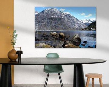 fjords norvégiens sur Nienke Stegeman