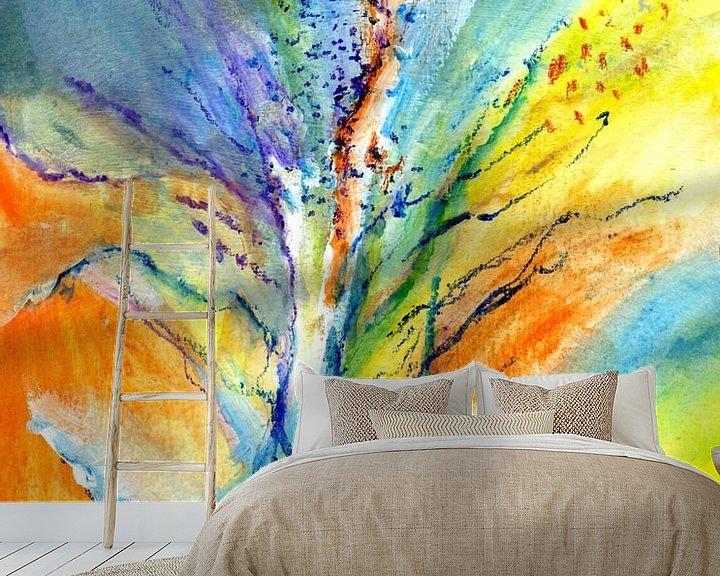 Beispiel fototapete: hopefull - Glücksbaum von Claudia Gründler