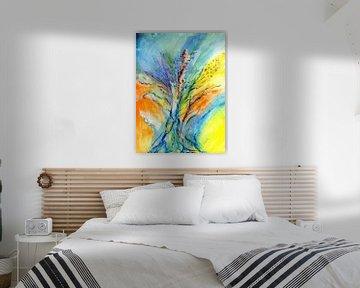 hopefull - Geluksboom van Claudia Gründler