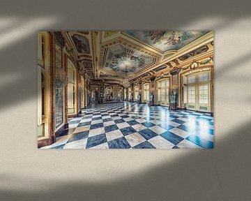 Palácio Real de Queluz von Manjik Pictures
