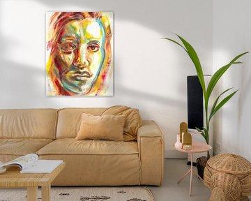 Beobachten von ART Eva Maria