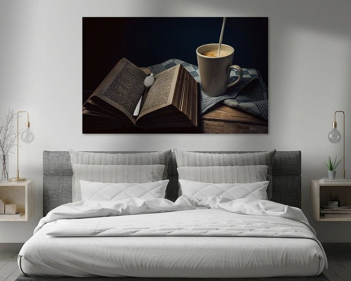 Beispiel: Kaffee! von Jolanda Bosselaar