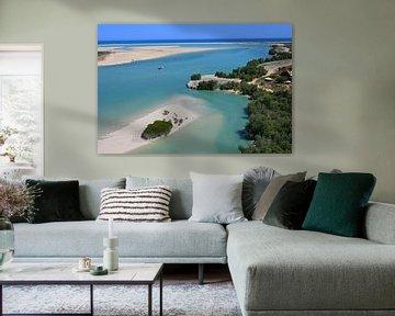 Witte stranden sur Antwan Janssen