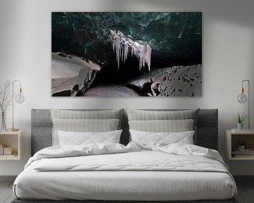 Saffier ijsgrot van Timon Schneider