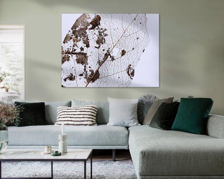 Beispiel: abstrakte Natur von Marieke Funke