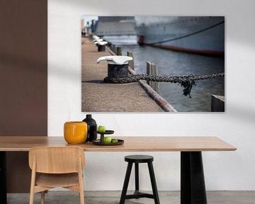 Eindelijk thuis (kleur) van Rick Van der Poorten