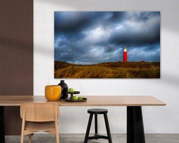 Vuurtoren op Texel van Van Renselaar Fotografie