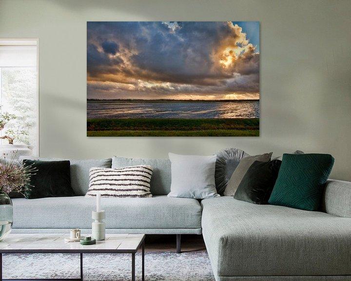 Sfeerimpressie: Donkere woken van Van Renselaar Fotografie