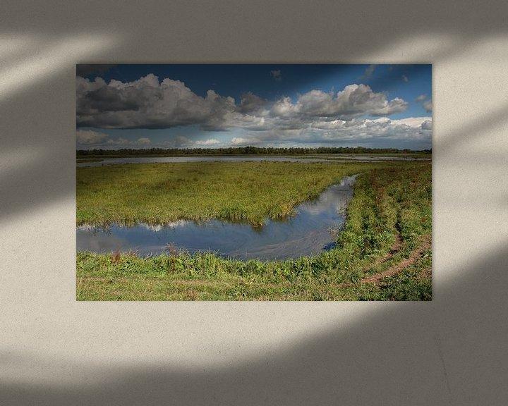 Impression: Rust in de Nederlandse polder sur Antwan Janssen