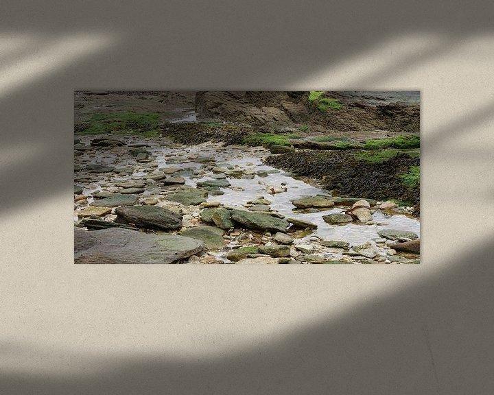 Beispiel: Low tide von Andreas Wemmje