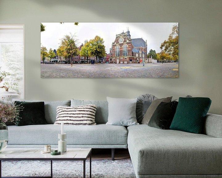 Sfeerimpressie: Jordaan Noordermarkt Amsterdam van Hendrik-Jan Kornelis