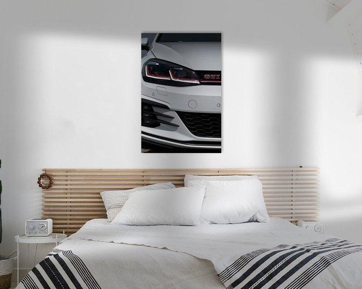 Beispiel: Volkswagen Golf GTI Leistung von Menno Schaefer