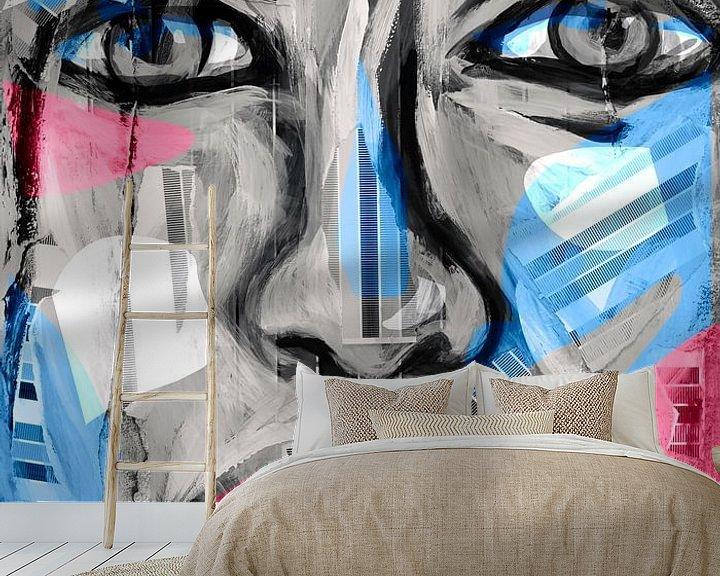 Beispiel fototapete: Sprechen Sie lauter von ART Eva Maria