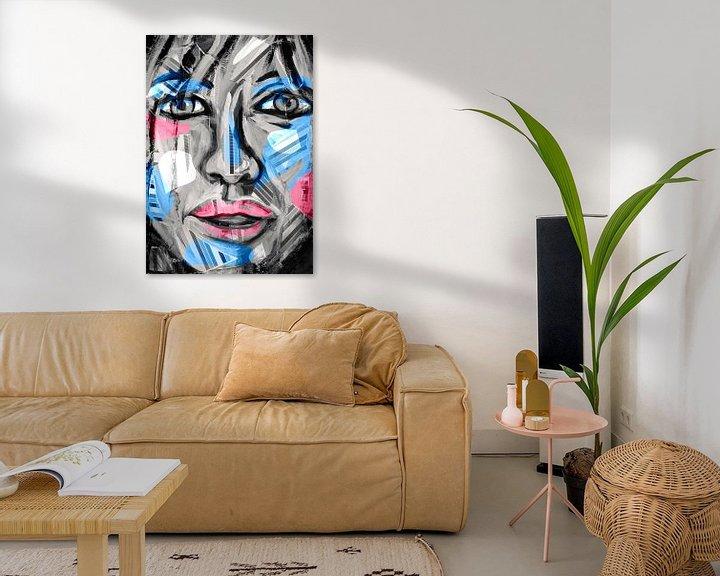 Beispiel: Sprechen Sie lauter von ART Eva Maria