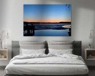 Nachtwolken van Christer Andersson