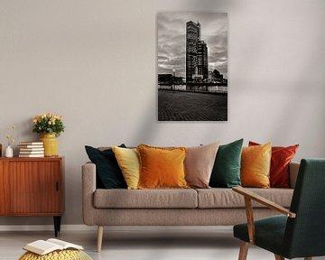Maastoren Rotterdam von Vincent van Kooten