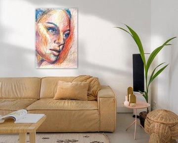 Focalisé sur ART Eva Maria