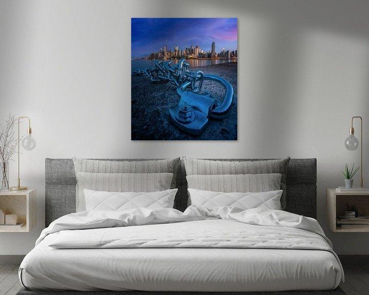 Beispiel: Toronto von Photo Wall Decoration