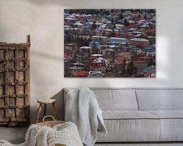 Wonen in Reykjavík van Timon Schneider