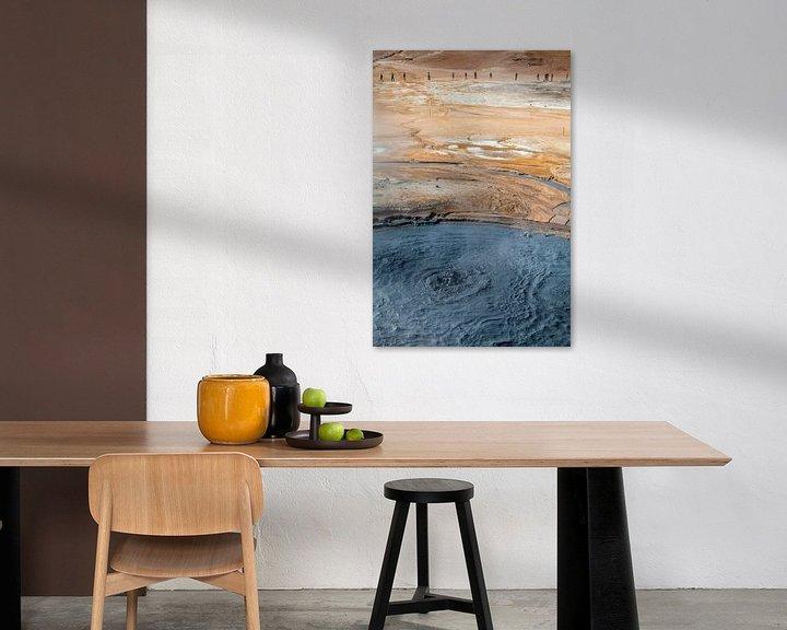 Beispiel: Orange and Grey von Angelina Müller