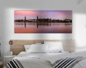 Berlin - Köpenick Altstadt im  Sonnenuntergang von Frank Herrmann