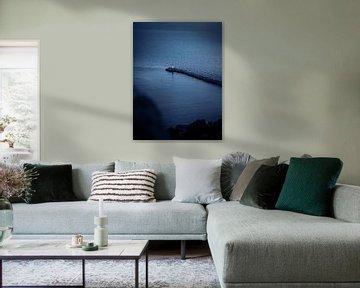 De blauwe zee van Maria Almyra